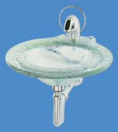 Elenali *basins* example, model 1320. Click for a complete catalog.